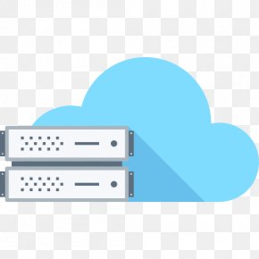 Cloud Computing Concept - Web Hosting Service Cloud Computing Internet Hosting Service Computer Servers PNG
