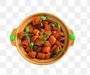 Stew Meat - Pasta Hot Pot Meat Food Restaurant PNG