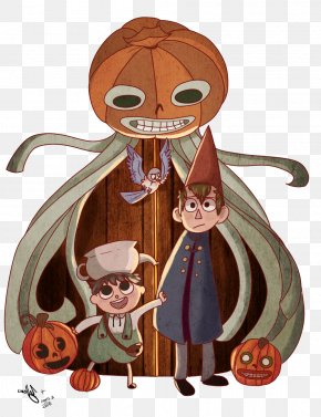 Garden Wall - The Art Of Over The Garden Wall Into The Unknown Fan Art Drawing PNG