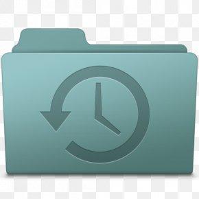 Backup Folder Willow - Brand Aqua Font PNG