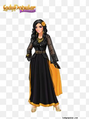 Definitely Maybe - Lady Popular Fashion Dress-up Game PNG