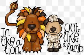 Lion - Lion Sheep Lamb And Mutton Clip Art PNG