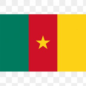 Flag - Flag Of Cameroon National Flag Flags Of The World PNG