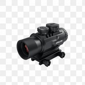 Athlon Optics - Telescopic Sight Reticle Red Dot Sight Optics Eye Relief PNG