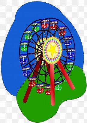 Ferris Wheel - Ferris Wheel Clip Art PNG