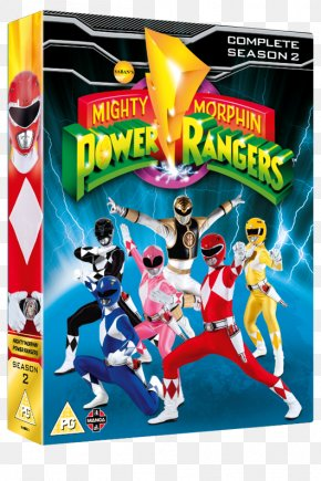 Season 1 Television Show DVD Mighty Morphin Power RangersSeason 3Power Rangers - Mighty Morphin Power Rangers PNG