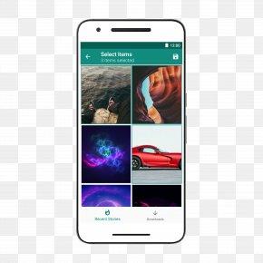 Smartphone - Smartphone Feature Phone WhatsApp IPhone PNG