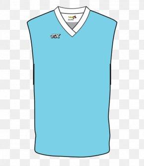 T-shirt - T-shirt Sleeveless Shirt Collar PNG