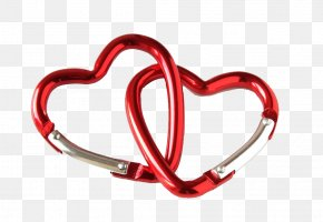 Red Heart-shaped Pattern - Love Marriage Wedding PNG