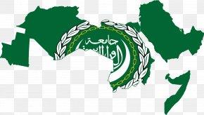 Arab League Emblem - Libya United States Israel State Of Palestine Arab League PNG