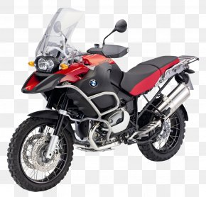Red BMW R1200GS Adventure Motorcycle Bike - BMW R1200GS BMW R 1200 GS Adventure K51 Motorcycle BMW Motorrad PNG