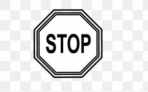 Stop Sign - Stop Sign Clip Art PNG