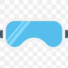 Sunglasses - Goggles Sunglasses Logo PNG