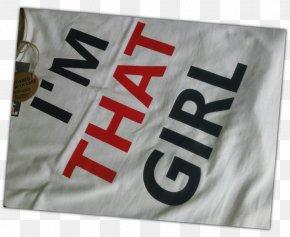 Flag - Textile Brand Flag Font PNG