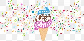 Sundae - Ice Cream Cones Graphic Design Clip Art PNG