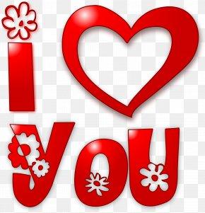 LOVE - Love Heart Clip Art PNG