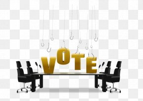 Business Meeting Vote - Poster Fundal Pixel PNG
