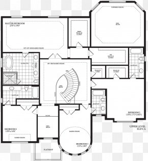 Real Estate Floor Plan - Floor Plan House Technical Drawing Paper PNG