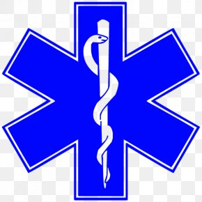 Medical Symbol Clipart - Star Of Life Emergency Medical Services Emergency Medical Technician Clip Art PNG