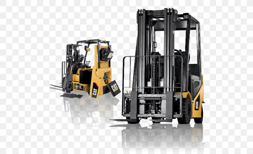 Forklift Caterpillar Inc. Machine FMH Material Handling Solutions, PNG, 542x500px, Forklift, Allischalmers, Caterpillar Inc, Clark Material Handling Company, Conveyor System Download Free