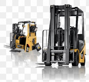 Material Handling - Forklift Caterpillar Inc. Machine FMH Material Handling Solutions PNG