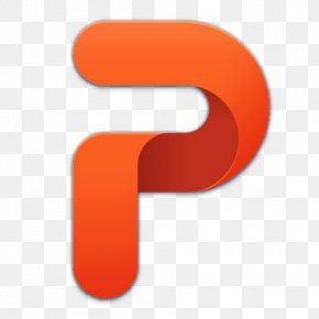 Microsoft Powerpoint Icon - Microsoft PowerPoint Application Software PNG