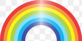 Rainbow Image - Rainbow Euclidean Vector PNG