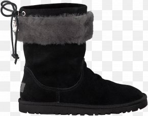 Fur Shorts - Snow Boot Suede Shoe Walking PNG
