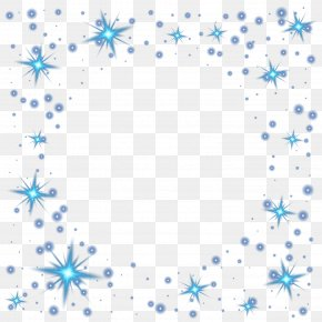 Star Decoration Vector Material - Light Luminous Efficacy Euclidean Vector PNG