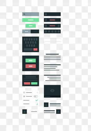 IPhone Control Application Ui Wireframe - User Interface Design Android Button PNG