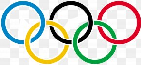 Olympic Rings - 2020 Summer Olympics 2018 Winter Olympics Olympic Games Olympic Symbols Sport PNG