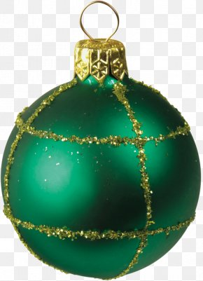 Fir-tree - Christmas Ornament Ball Clip Art PNG