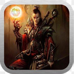 Monk - Diablo III: Reaper Of Souls Wizard Video Game PNG