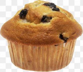 Muffin - Fruitcake Muffin Bakery Cupcake Torte PNG
