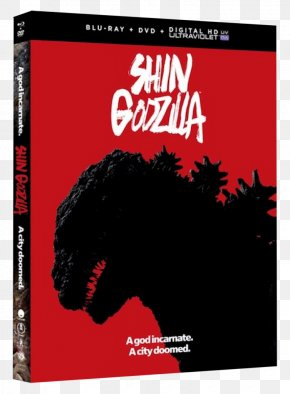 Godzilla Unleashed - Blu-ray Disc Godzilla DVD Digital Copy Film PNG