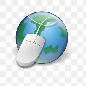 Internet Surfing Cliparts - Website World Wide Web Clip Art PNG