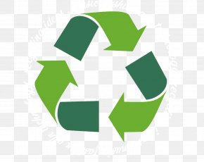 Recycling Bin - Recycling Symbol Recycling Codes Environmentally Friendly PNG