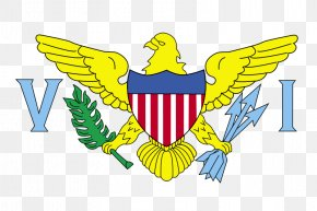 United States - Flag Of The United States Virgin Islands PNG