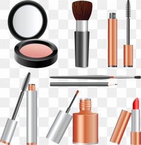 Makeup Clip Art - Clip Art Cosmetics Openclipart Vector Graphics Makeup Brush PNG