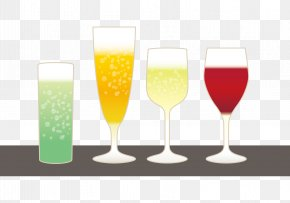 Wine Clipart - Cocktail Aojiru Alcoholic Drink Dieting PNG
