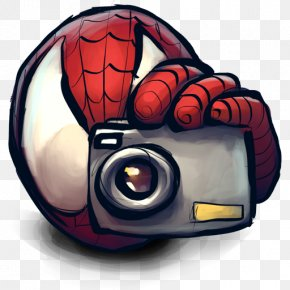 Comics Spiderman Cam - Personal Protective Equipment PNG