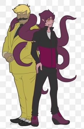 Edna Y Jack Jack - Costume Homo Sapiens Legendary Creature Clip Art PNG