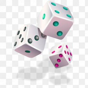 Colorful Simple Dice Decorative Pattern - Play Dice Applied Quantitative Finance Weapons Simulator Icon PNG