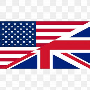 United States - Flag Of The United States Comparison Of American And British English Flag Of The United Kingdom PNG