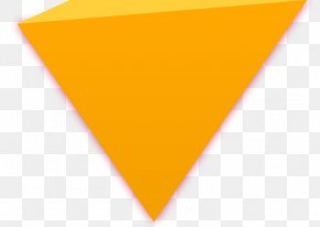 Triangle - Triangle Yellow Pattern PNG