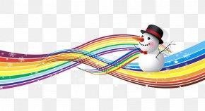 Snowman Pattern - Snowman PNG