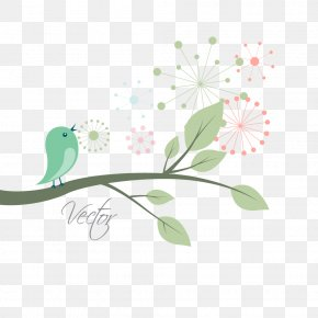 Vector Singing Bird - Bird Paper Euclidean Vector PNG
