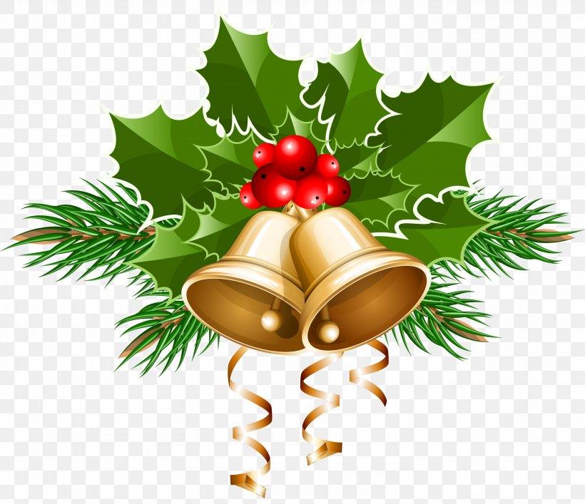 Christmas Jingle Bells Clip Art Png 2965x2558px Christmas Bell Christmas Decoration Christmas Ornament Christmas Tree Download