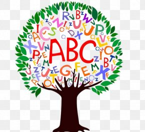Letter Tree Education - Pre-school Kindergarten Preschool Teacher Clip Art PNG