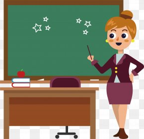 A Classroom Teacher - Teacher Excellence Day Care Skills Center Lesson School Classroom PNG